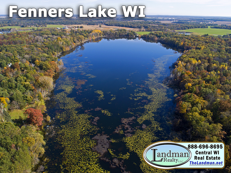 Fenners Lake Wisconsin