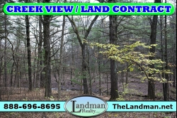 SOLD! - 1790818, 1790818 - Wooded camp/building site with access to lake