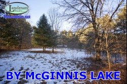 1820453, Across the road from McGinnis Lake!