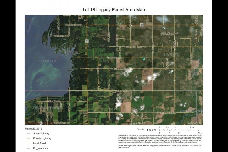 Lot 18 Area Map