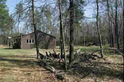 1831398, 8 Acres of Hunting Land W/ Getaway Cabin, WI!