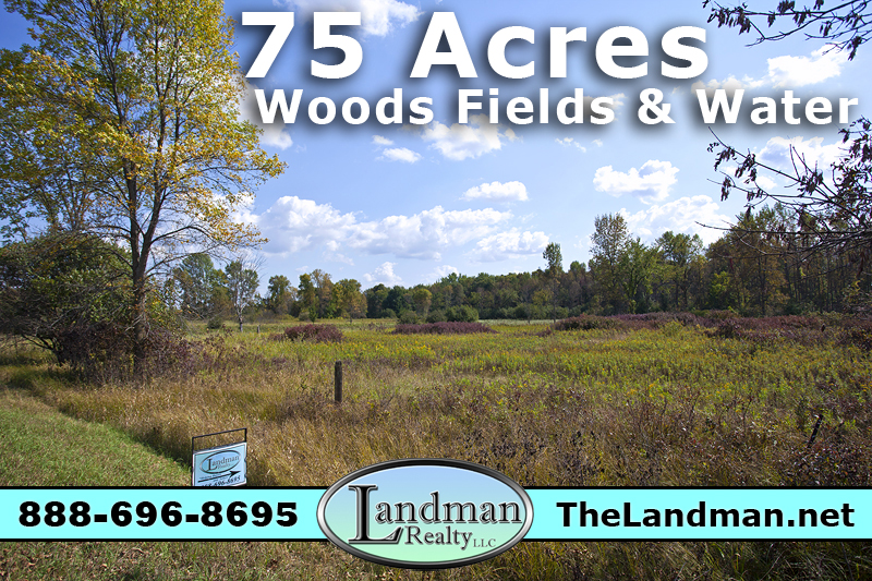 Wisconsin Hunting Acreage for Sale