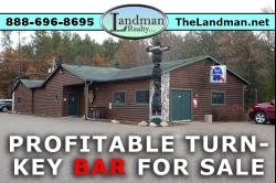 1845334, TURN-KEY Restaurant & Tavern For Sale