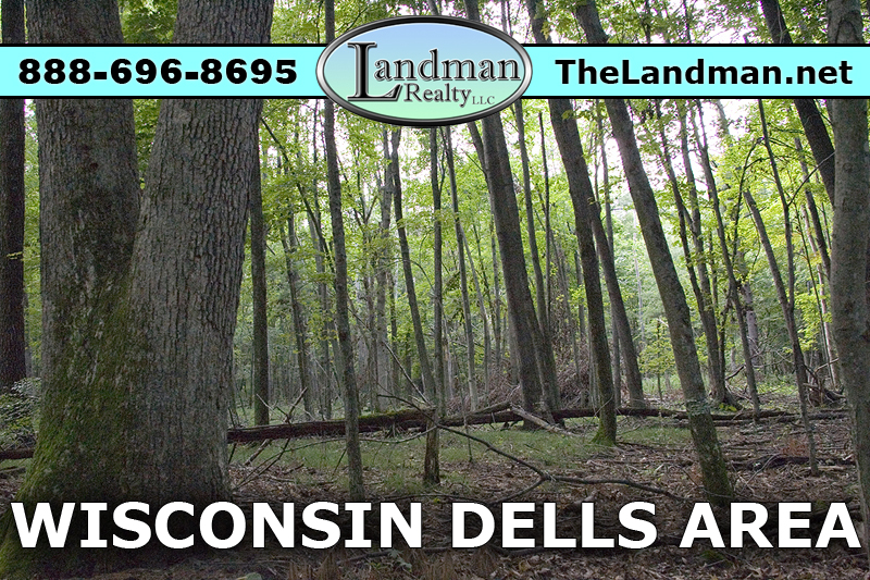 Wisconsin Dells Camping / Building Site - Land Contract