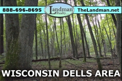 1684143, Wisconsin Dells Camping / Building Site - Land Contract