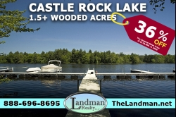 1848918,  Waterfront Acreage on Castle Rock Lake