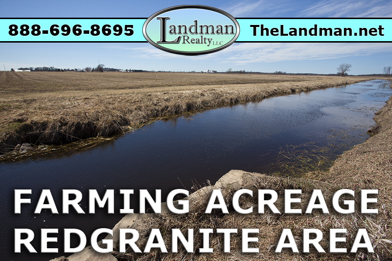 Waushara County Farmland for Sale by Redgranite WI