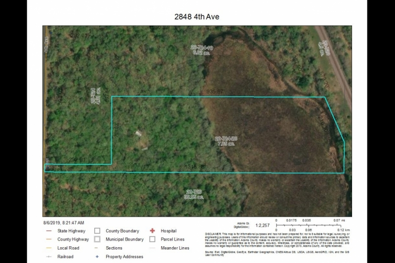 2848 4th Ave Aerial Map