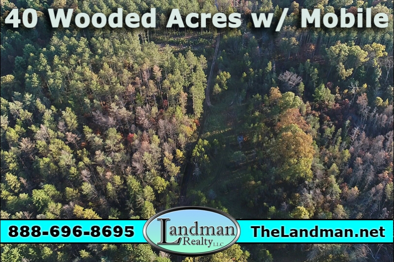 Wisconsin Hunting Acreage for Sale Adams County Big Flats WI