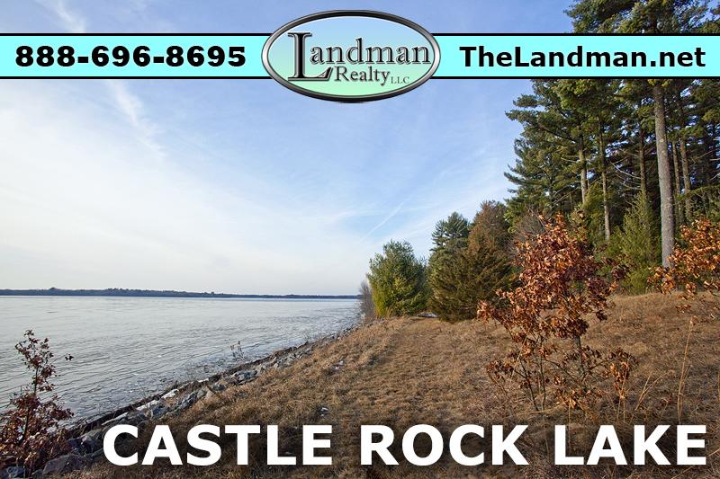 Castle Rock Lake Waterfront Building Site