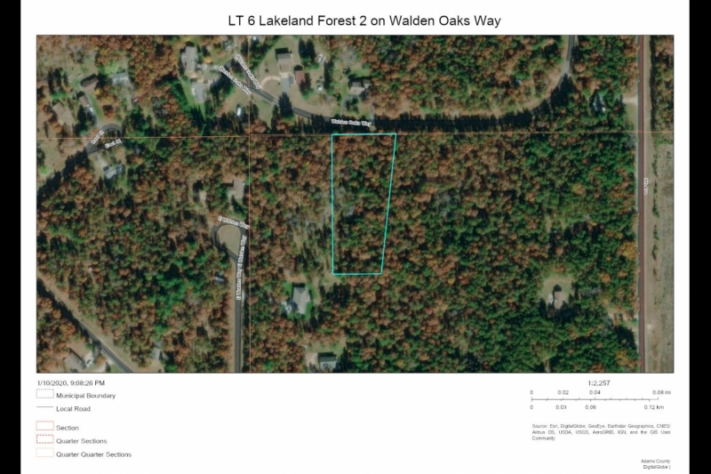 Deeded Access Lot for Sale