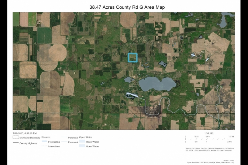 38.47 A County Rd G Area Map4