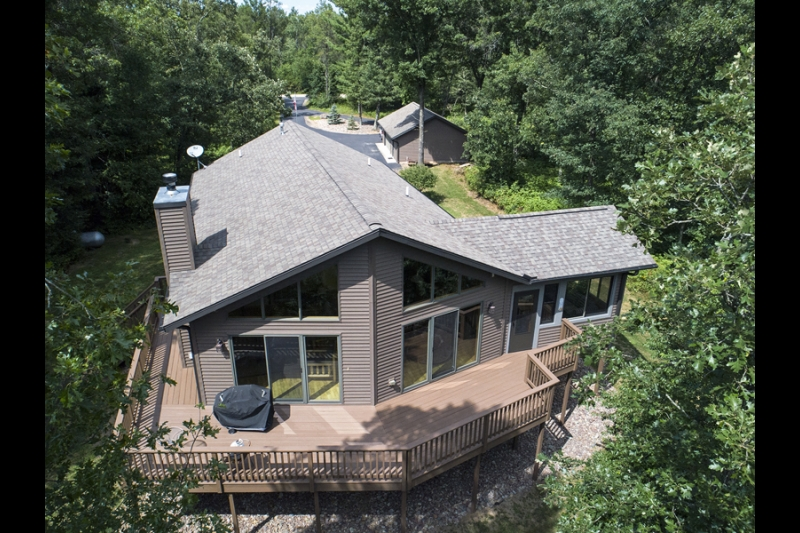 Home for Sale Tucked in the Woods of Central Wisconsin