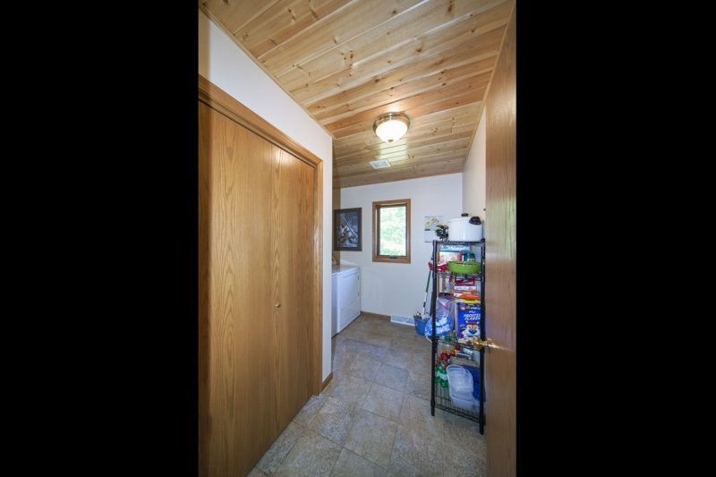 Laundry Room with Pantry