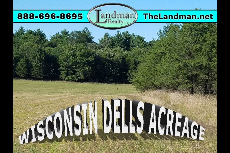 Wisconsin Dells Buildable Private Wooded Acreage for Sale