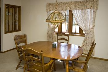 Beautiful Dining Area For Family Dining