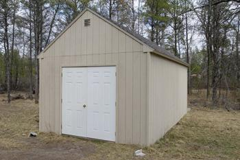 Large Outdoor Storage Shed For Outdoor Toys