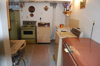 2nd Kitchen And Laundry Area