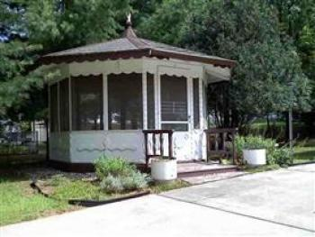 Gazebo Included For Family Entertaining