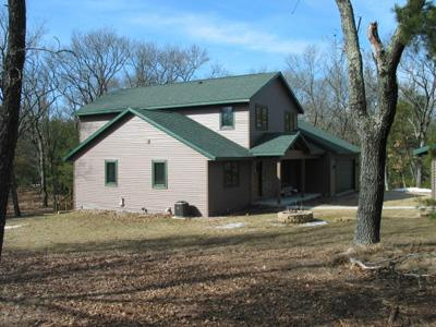 Gorgeous 4 Bedroom Home On 5 Wooded Acres Near Public Land!