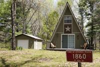 Cute 2 Bedroom A-Frame With Deeded Roche-A-Cri Creek Access!