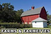 Farms & Farmettes in WI.