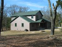 Secluded 4 Bedroom Home For Sale on 5 Wooded Acres!