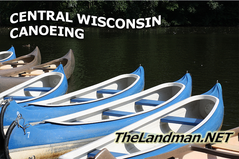 Central Wisconsin Canoeing