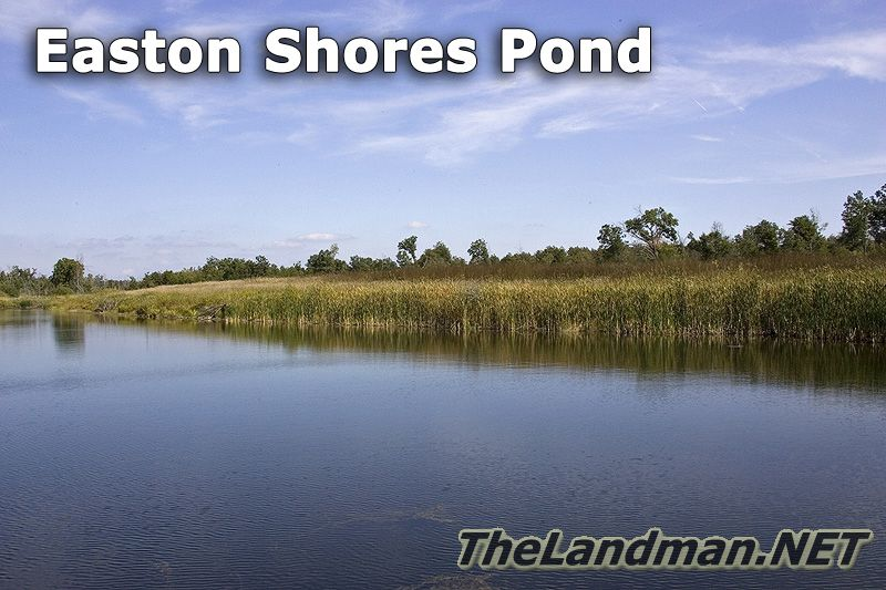Easton Shores Pond Wisconsin