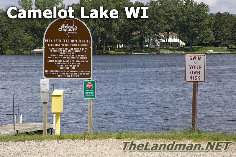 Camelot Lake Wisconsin