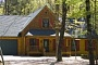 Crystal Brook Woods Log Cabin For Sale