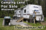 Wisconsin Camping Properties for Sale